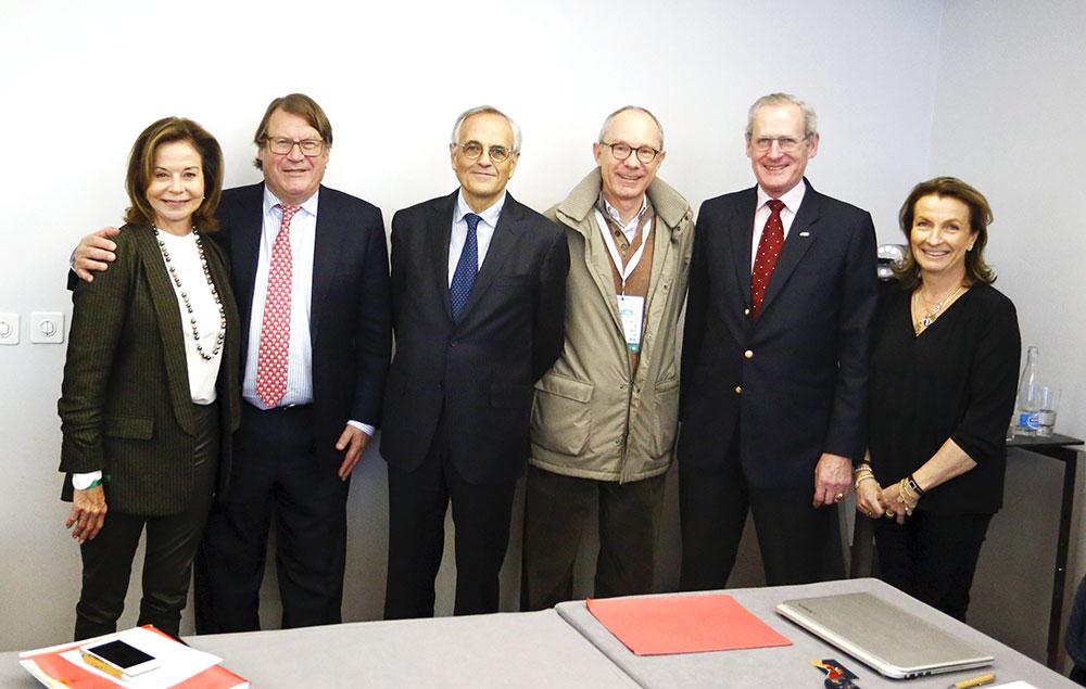 The new JOC committee