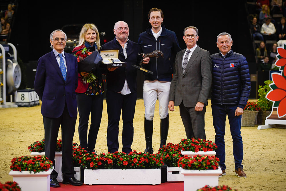 Longines Owner of the Year Award 2019